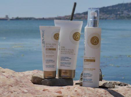 Produits cosmétiques de Balaruc-les-Bains