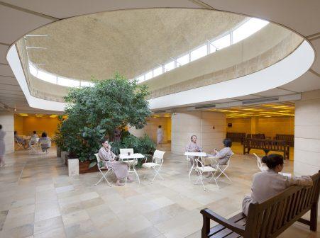 station thermale barbotan les thermes espace curiste atrium