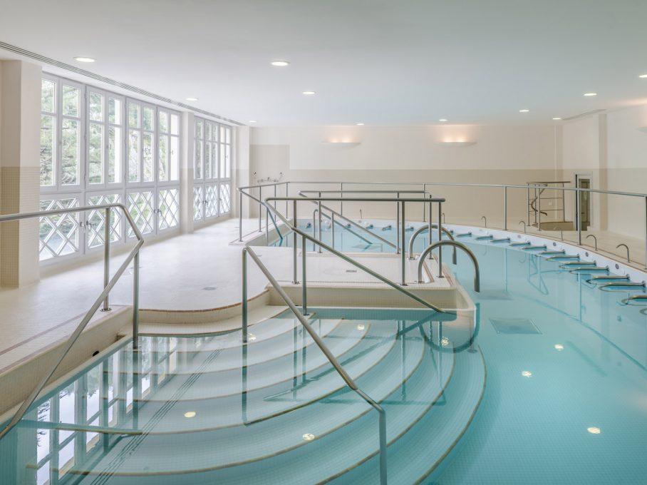 station thermale la preste les bains activités physiques