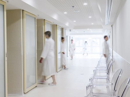 station thermale la preste les bains cabines de soins