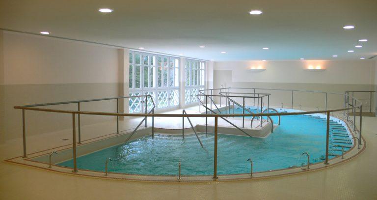 station thermale la preste les bains piscine aquagym