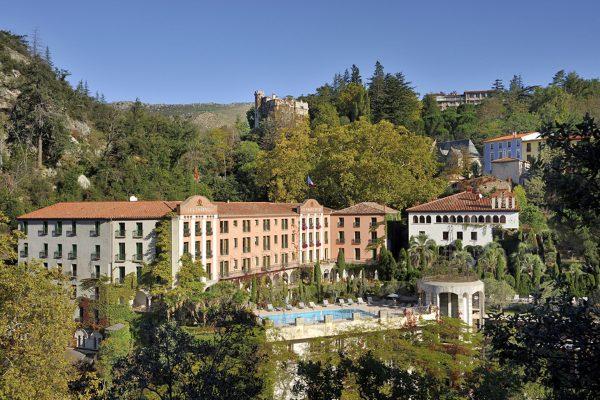 Thermes de Molitg-les-Bains