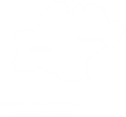 Carte Saint-Lary-Soulan