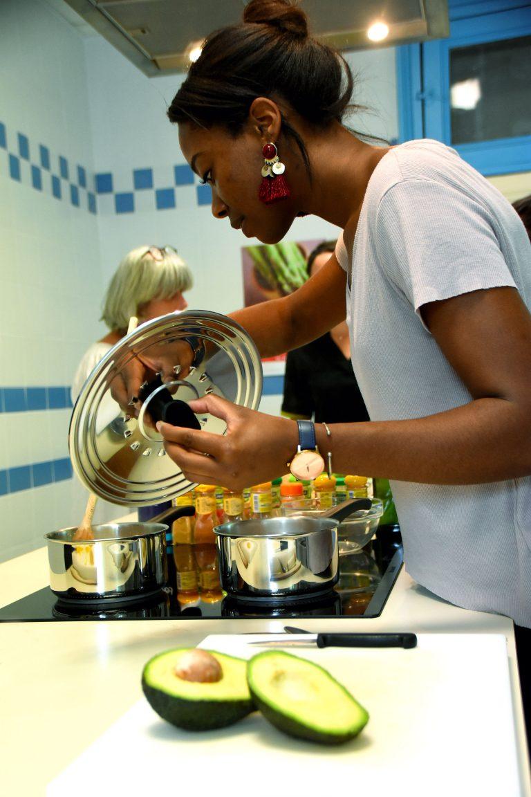 Atelier diététique des Thermes de Capvern-les-Bains
