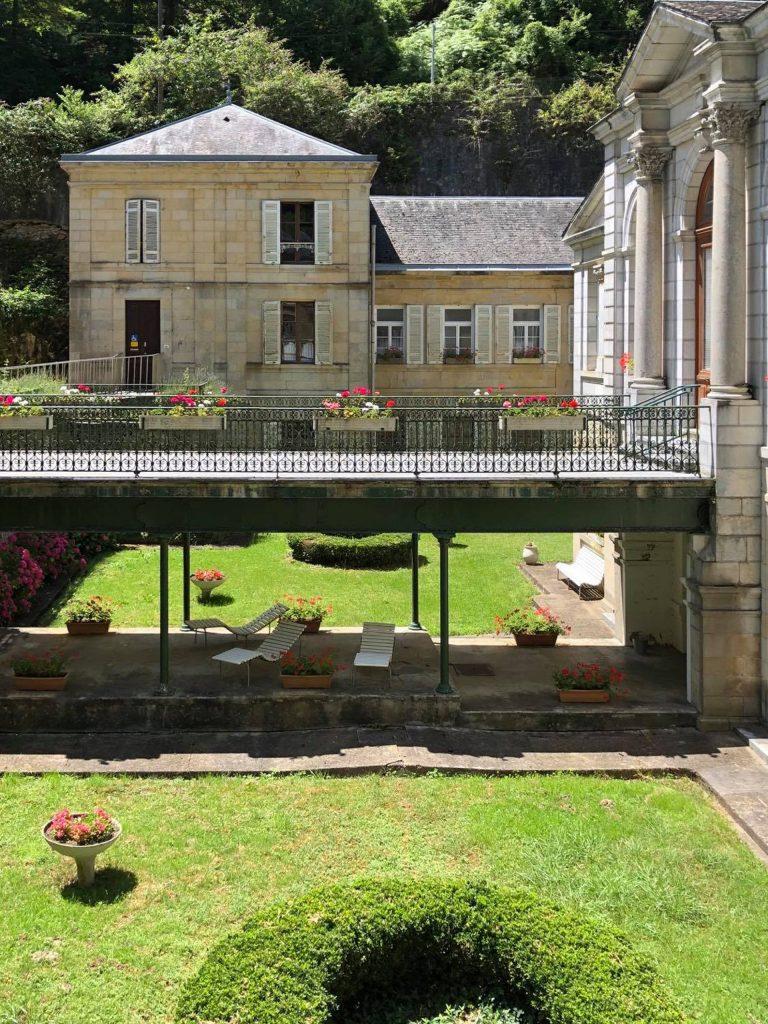 Jardins des Thermes de Capvern-les-Bains