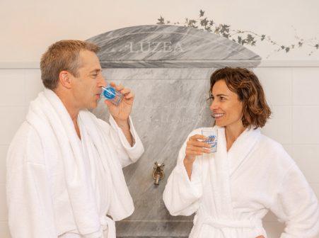 Cure boisson thermale station thermale Luz-Saint-Sauveur