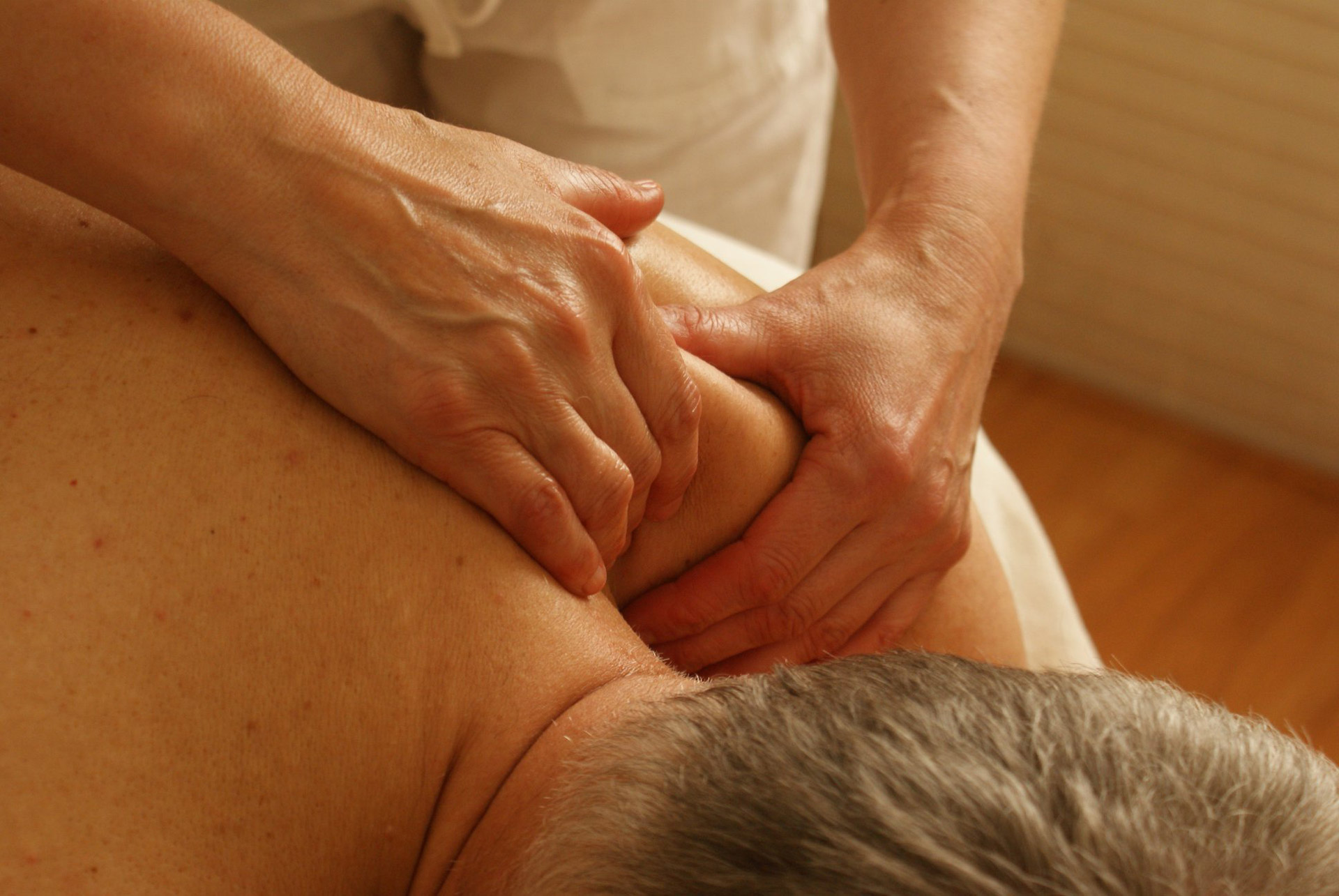 Massage à la station thermale de Rennes-les-Bains