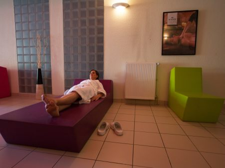 Détente relaxation - Thermes Saint Lary Soulan