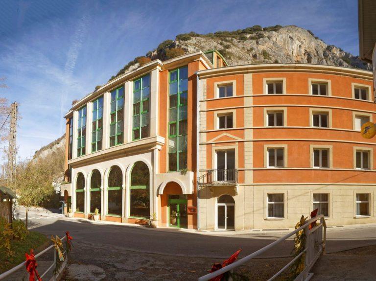 Résidence thermale du Parc - Thermes Ussat-les-Bains