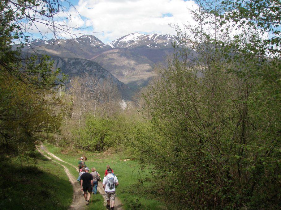 Sortie naturaliste dans les Pyrénées Ariégeoises