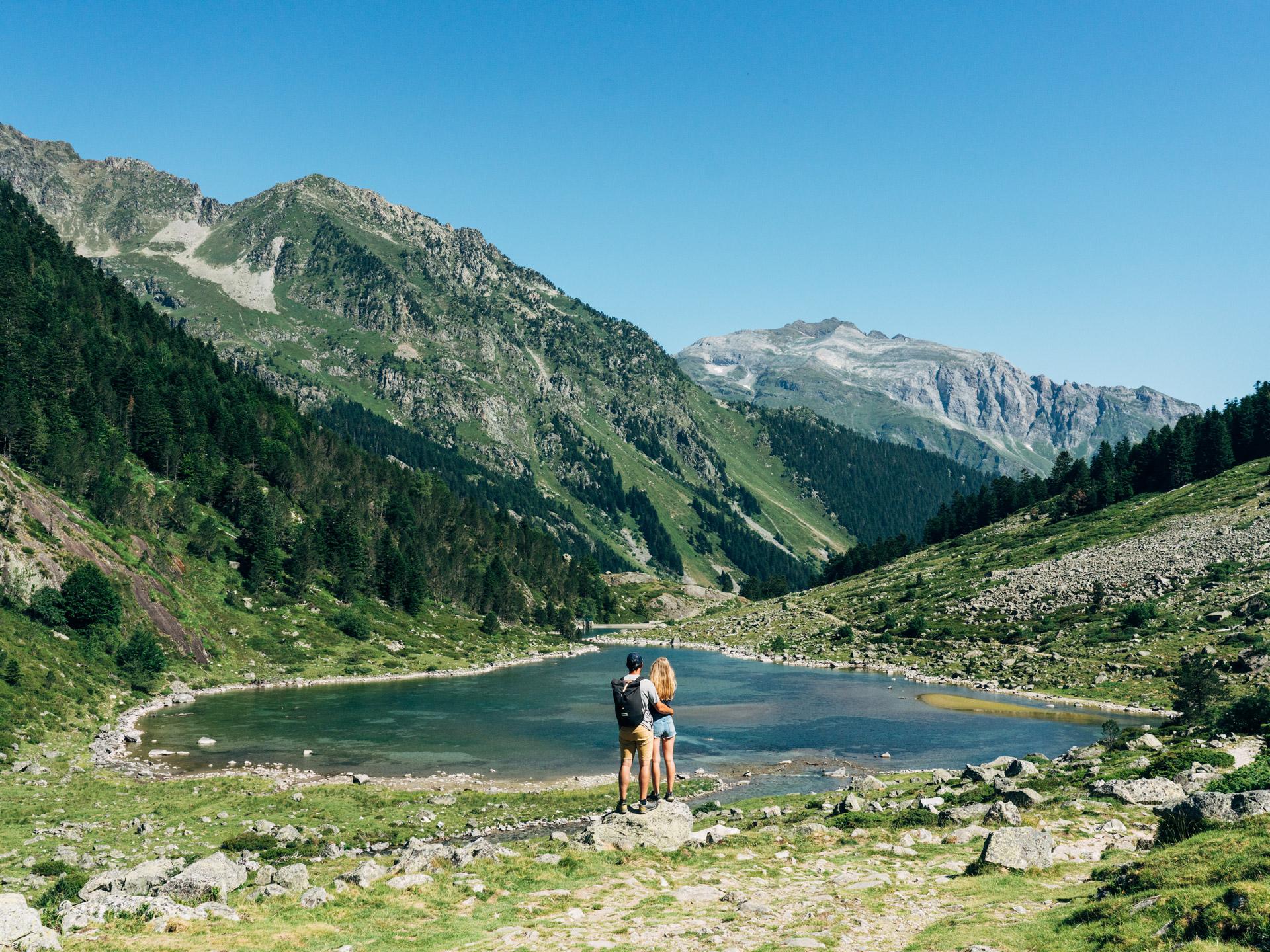Val d'Azun, Vallées de Gavarnie